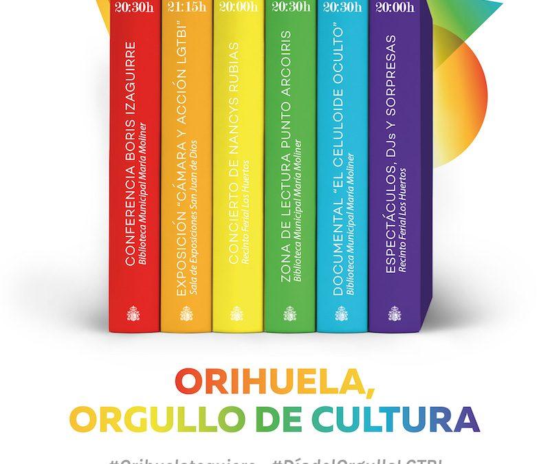 Orihuela, Orgullo de Cultura