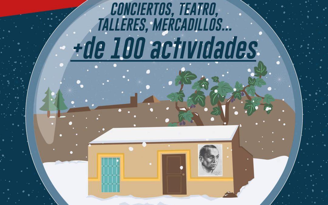 En Navidad, Orihuela se llena de CULTURA