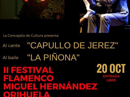 II Festival de Flamenco