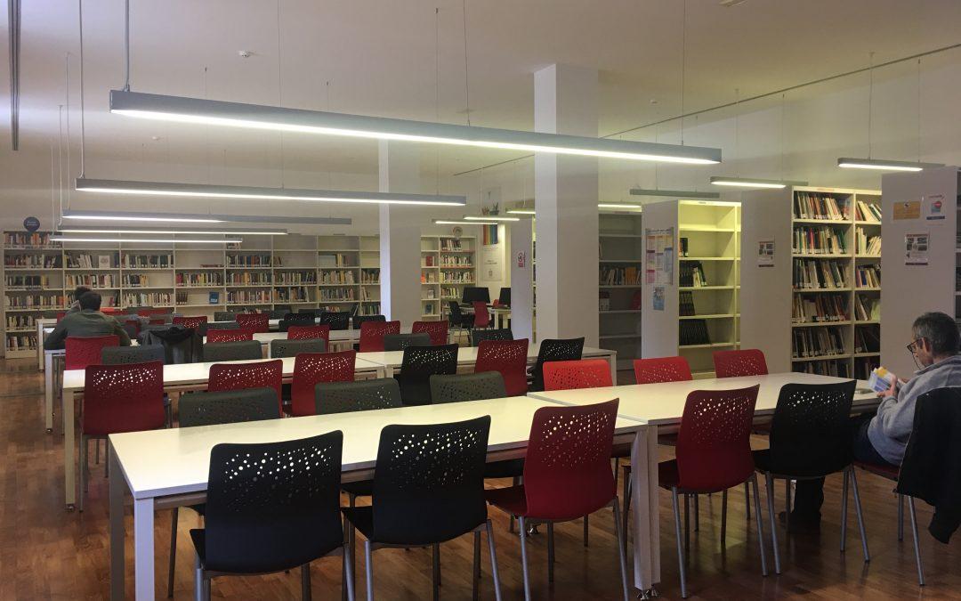 Horario especial Biblioteca Municipal María Moliner