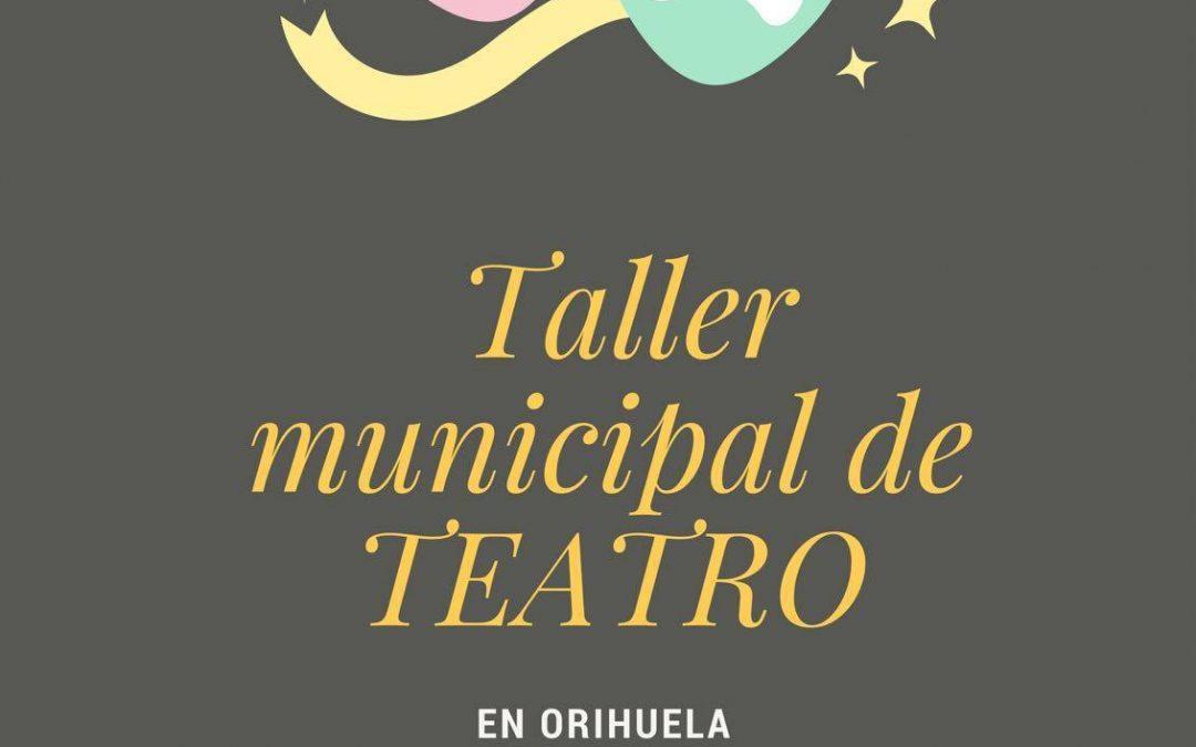 Taller Municipal de Teatro