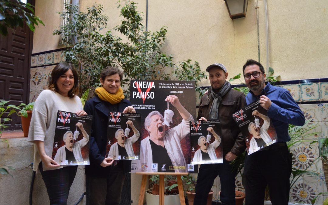 Cinema Paniso celebra su V edición con una gala audiovisual este sábado en La Lonja