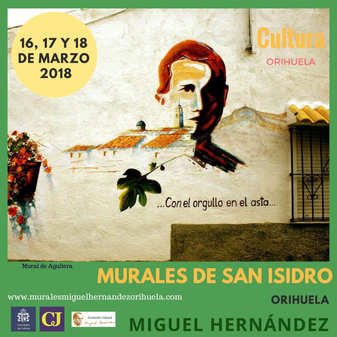 VII Murales de San Isidro de Orihuela