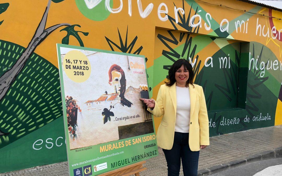 El concierto de Seguridad Social dará el pistoletazo de salida a una nueva edición de Los Murales de San Isidro que se celebrarán el 16, 17 y 18 de marzo.