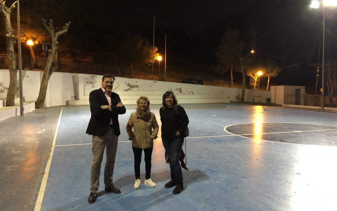 San Isidro estrena pista deportiva en la próxima edición de los Murales