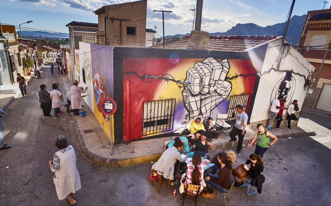 I Concurso Nacional de Fotografía Murales de San Isidro