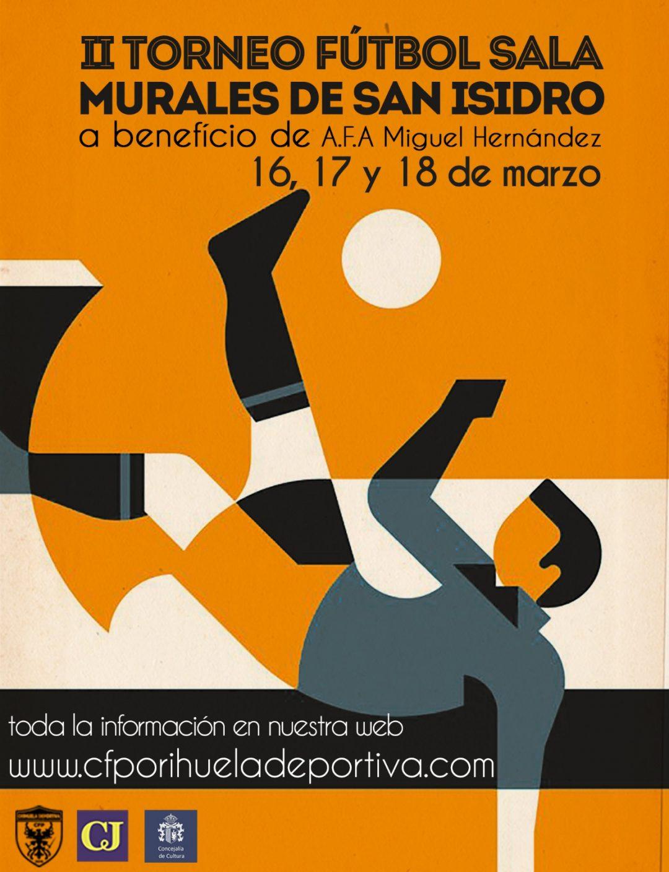 II Torneo Fútbol Sala Murales San Isidro de Orihuela