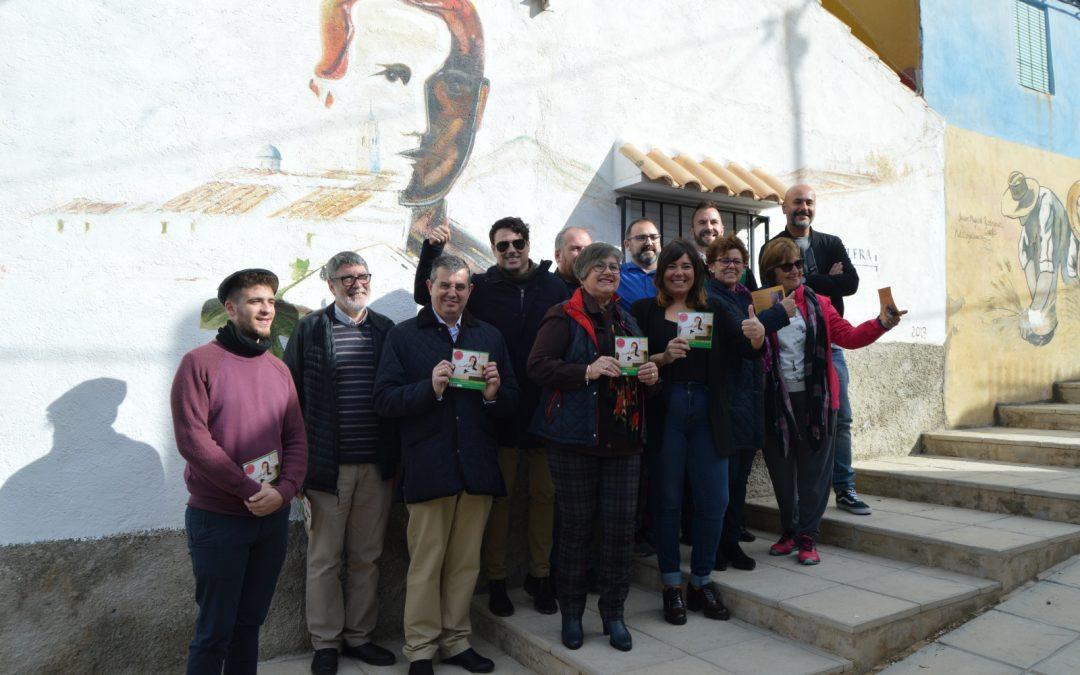 """LOS MURALES DE SAN ISIDRO """"MÁS PARTICIPATIVOS""""  LLENARÁN DE CULTURA EL BARRIO ORIOLANO"""