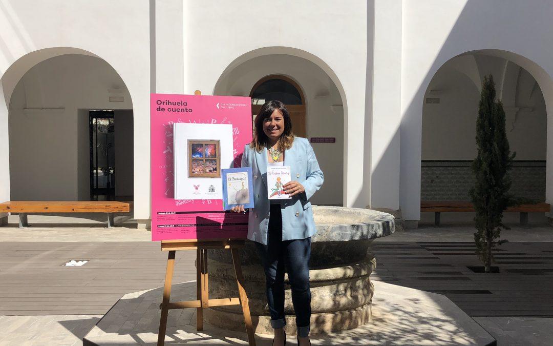 Orihuela de Cuento para celebrar el Día del Libro