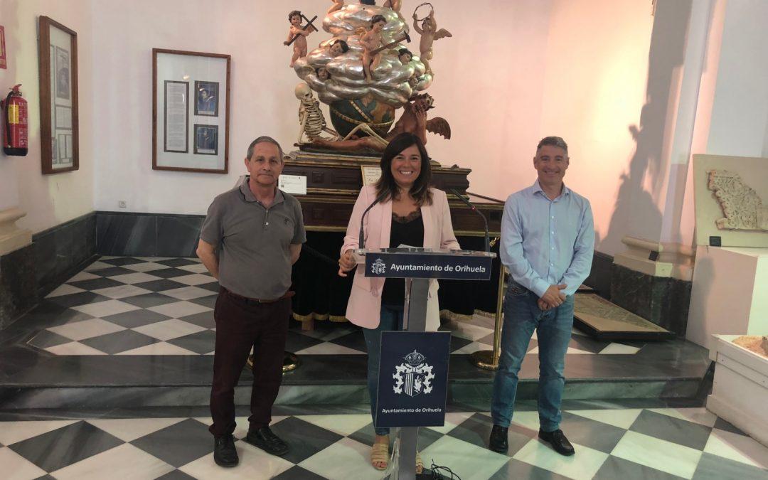 La Noche de los Museos se consolida como principal cita cultural y patrimonial de Orihuela