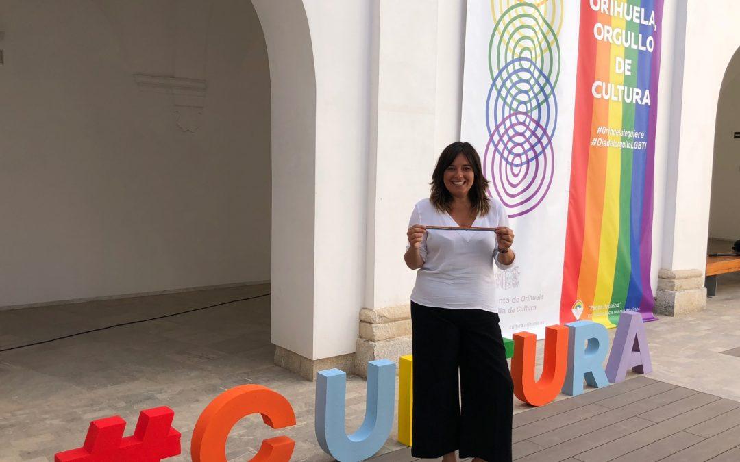 Cultura nombra Pregonero del Orgullo al oriolano Agustín Cascales