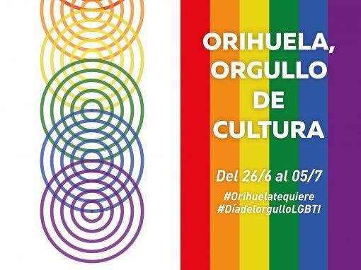Orihuela, orgullo de Cultura 2018