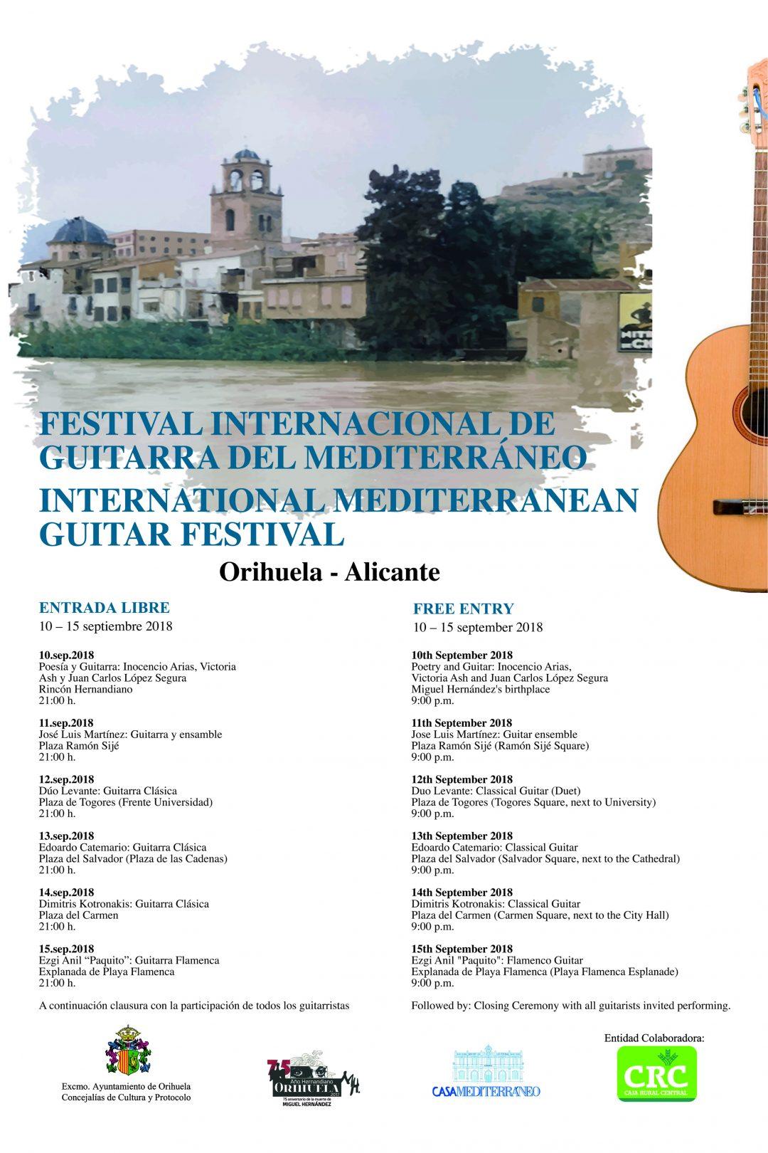Festival Internacional de Guitarra del Mediterráneo