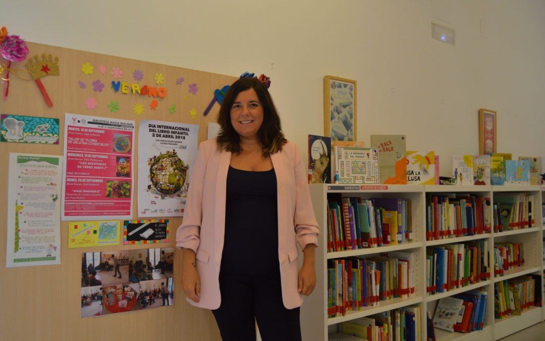 Cultura llena de actividad infantil la Biblioteca Municipal María Moliner durante las tardes con talleres, cine en familia, cuentacuentos…