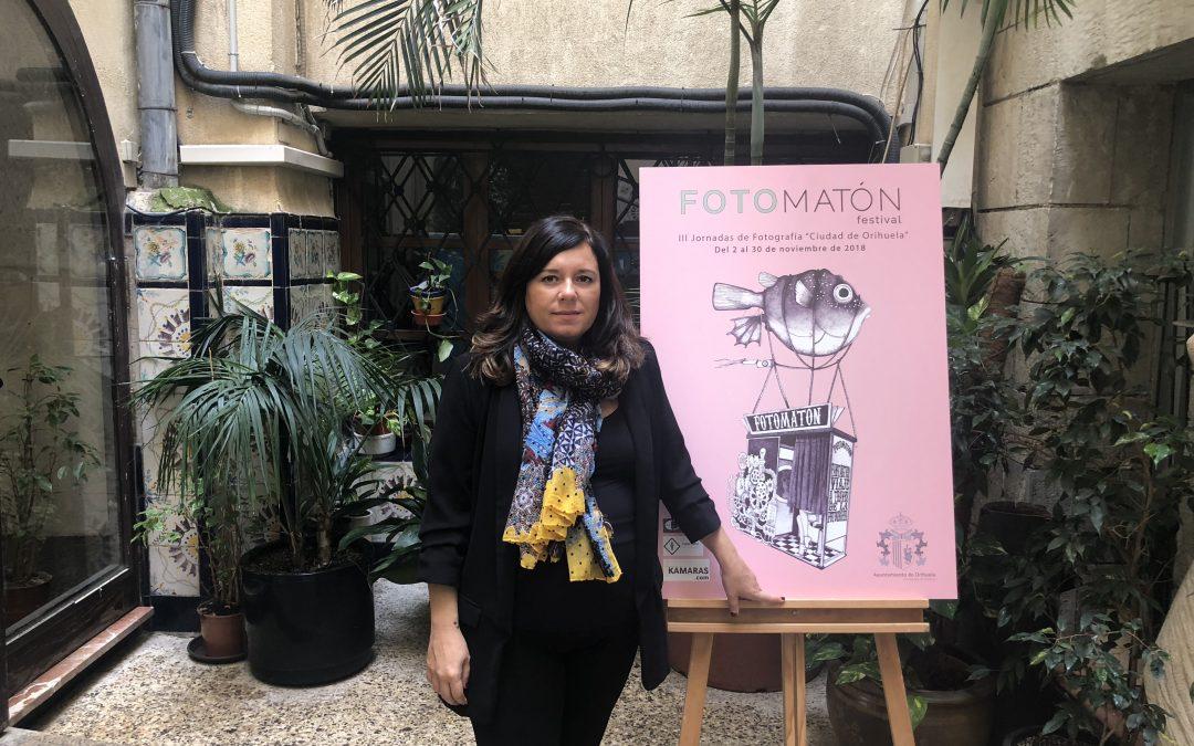 Cultura presenta la V edición del Concurso Nacional de Fotografía Ciudad de Orihuela