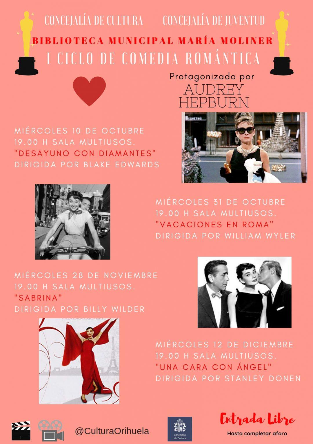 I Ciclo Cine Comedia Romántica