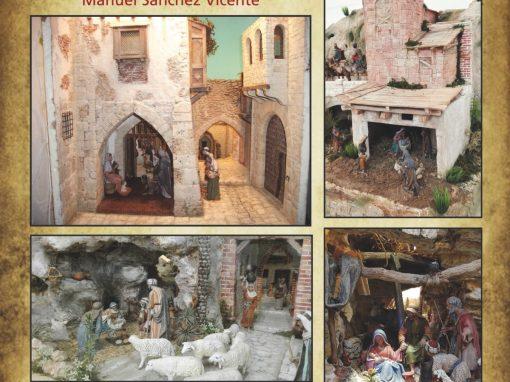 Belenismo. Dioramas de Artistas Oriolanos