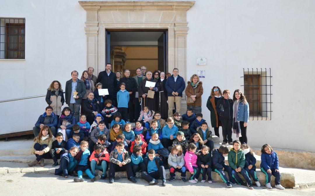 Entrega de premios del XVII Concurso de Belenes de Orihuela 2018