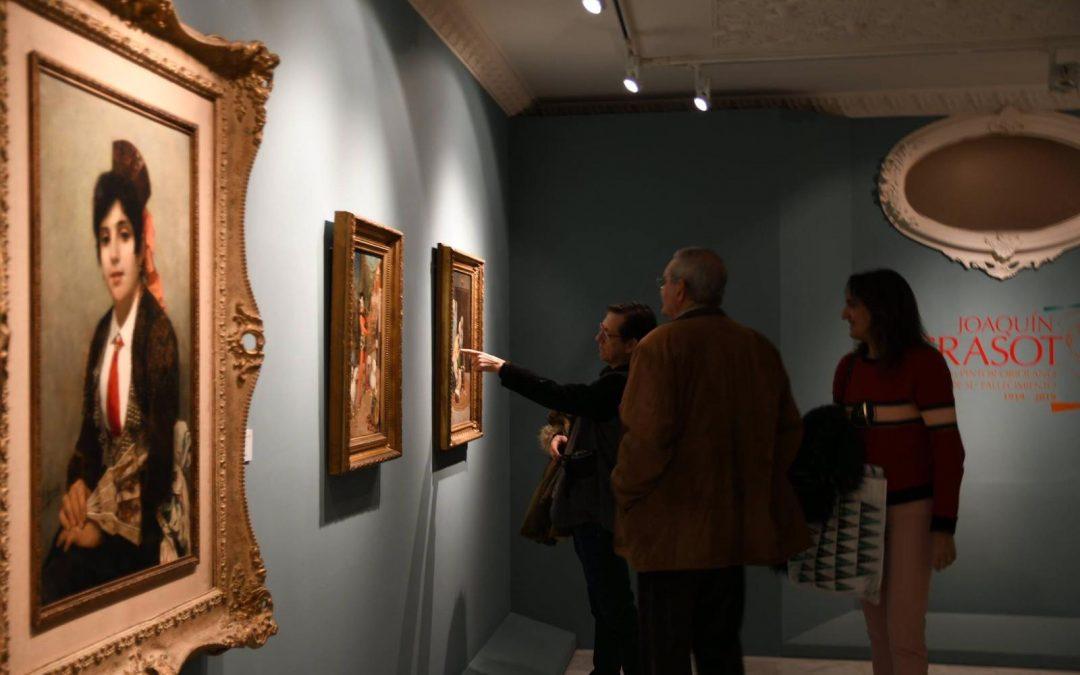 Gran afluencia de público a los museos de Orihuela durante la celebración del Mercado Medieval