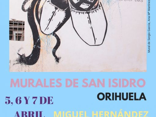 Murales San Isidro 2019