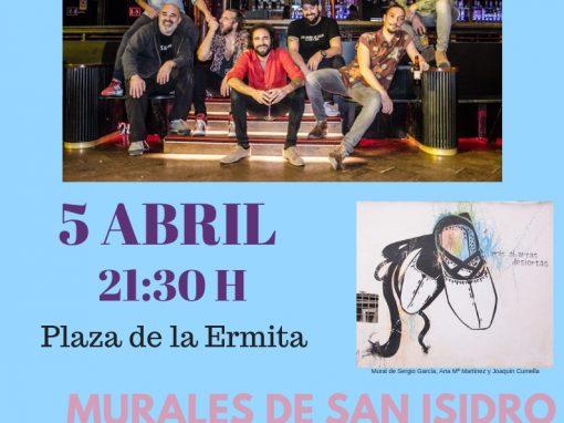 Concierto Murales San Isidro 2019