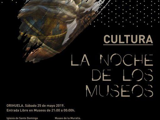 Noche de los Museos 2019