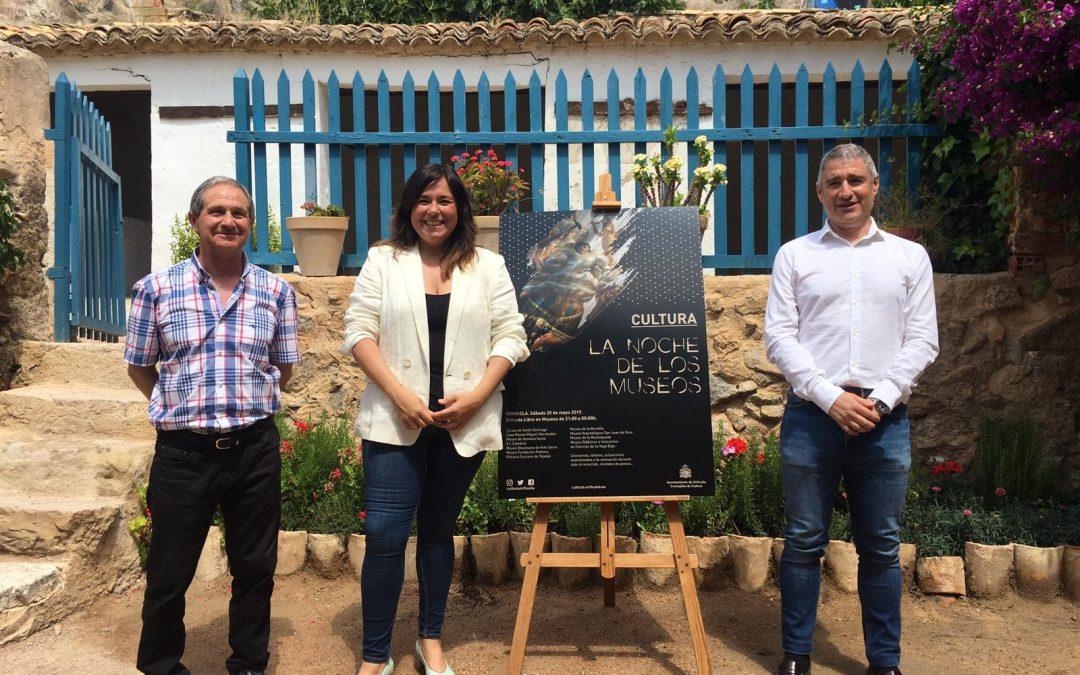Cultura llenará de arte el Casco Histórico con una nueva edición de La Noche de los Museos este sábado
