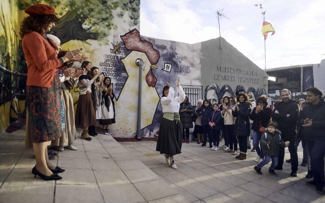 Cultura consigue una subvención de 10.000€ para los Murales de San Isidro