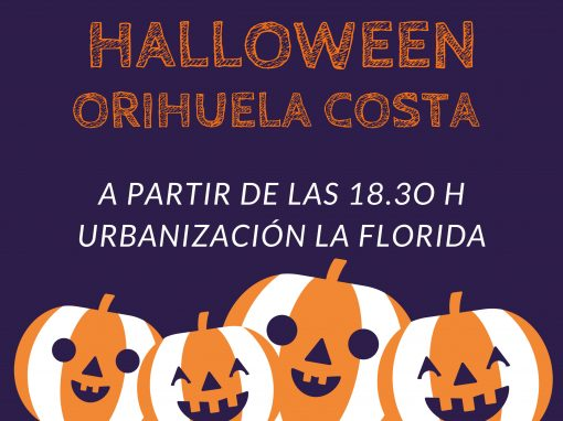 Halloween Orihuela Costa