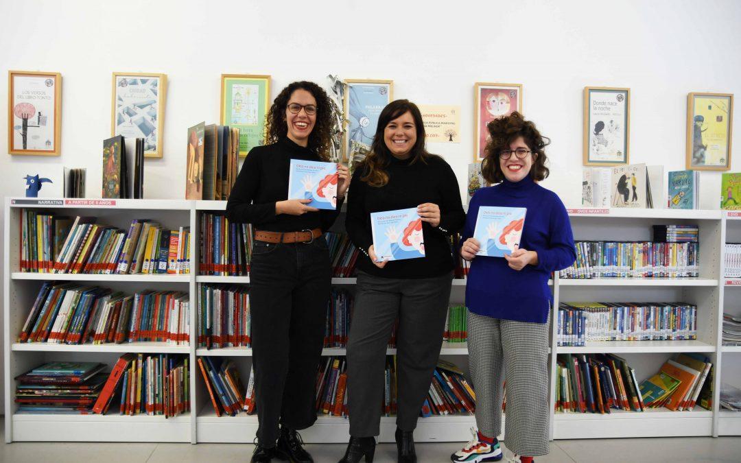 """La Biblioteca María Moliner acoge este miércoles la presentación del libro """"OKÍO no dice ni pío"""" de las oriolanas Pura Ballester y Rocío Egío"""