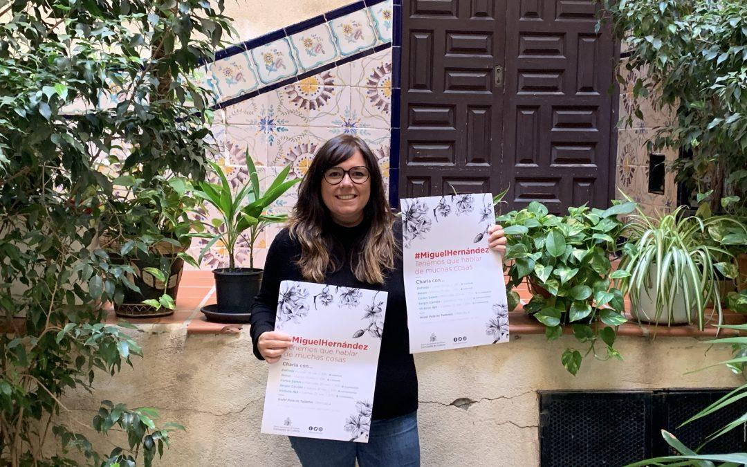 Cultura trae a Orihuela a los mejores tuiteros para homenajear a Miguel Hernández con sus poemas