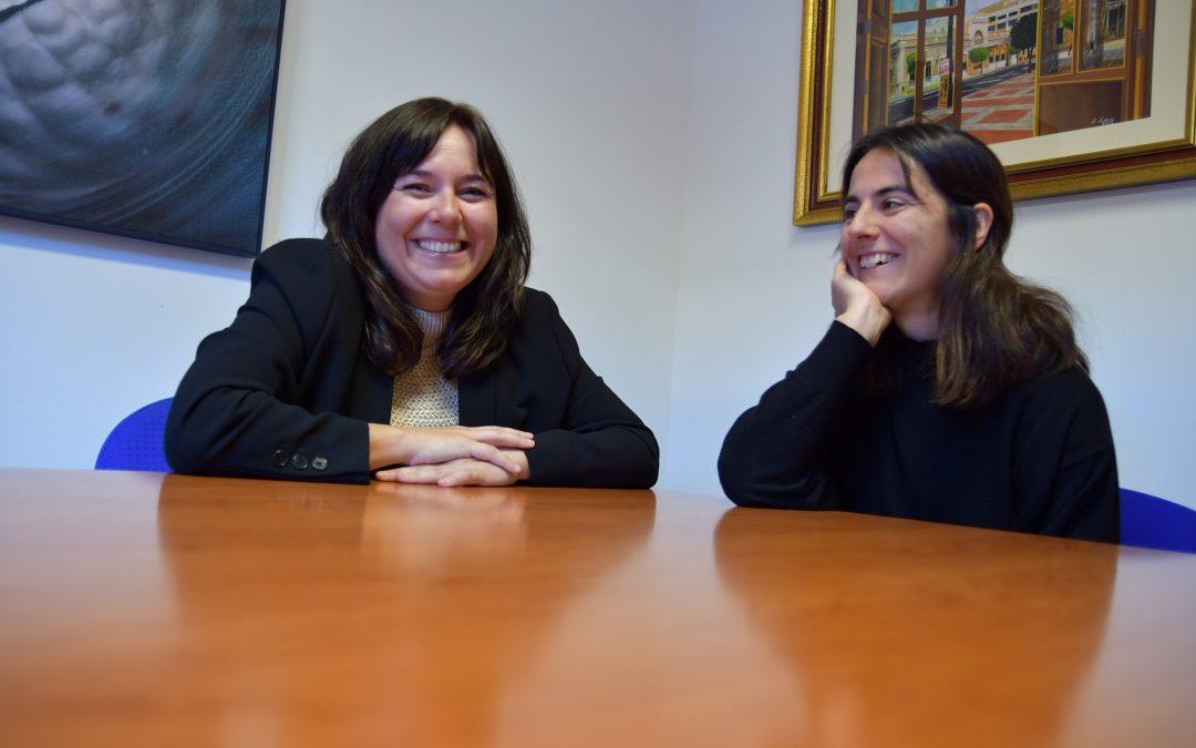 La cineasta Elena López proyectará sus tres cortos este jueves en la Lonja