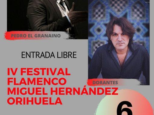 Festival Flamenco Orihuela 2020